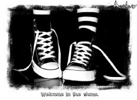 Welcome to the show by allstars