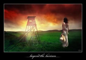beyond the horizon by MelaneLagoPhoto