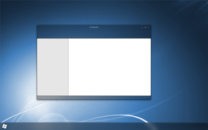 Windows 8 design concept by Dikoo