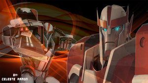 Transformers Prime: Ratchet by celtakerthebest