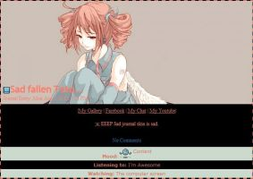 Teto Kasane Journal Skin 2 by Proxyism