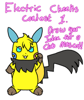 Electric Cheeks Contest1 by Kat-Skittychu