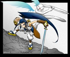 Brave Fencer Musashi by Windam