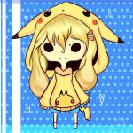 Pika Girl by GalacticLunar