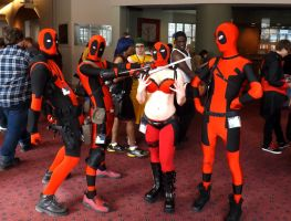 Deadpool Corps by TheDragonSensi