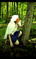 Mononoke - Into the Forest by da-rk