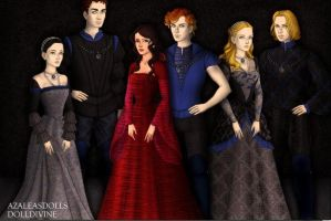 Brothers and Sisters by girlink