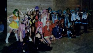 Vocaloid Group- Akon 24 by Mdragonflame