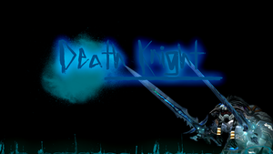 wow death knight wallpaper by mause124