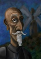 Don Quijote by MrJackXIII
