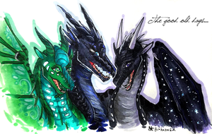 Wings of Fire - Wish We Could Turn Back Time by Nocturnax