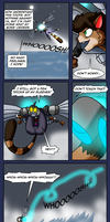 The Cat's 9 Lives! 3 Catnap and Outfoxed Pg31 by TheCiemgeCorner