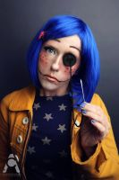 Coraline by Prettyscary
