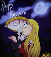 Happy Halloween! by Wolfs-Angel17