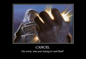 MTG Cancel by Melsaphim