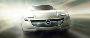 Opel Flextreme GT/E Front by jovco111