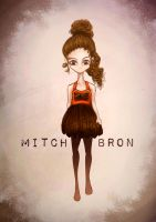 Mitch Bron by babyrose10