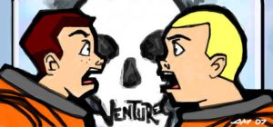 The Venture Bros. by maybeDIETER