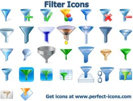 Filter Icons by shockvideo