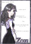 House of Night: Zoey Redbird by moonfern