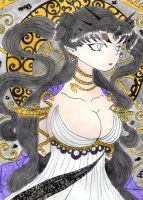 :BSSM:Queen Nehelenia:Hecate: by kittyitty
