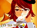 MMD-It's tea time by Heleannor