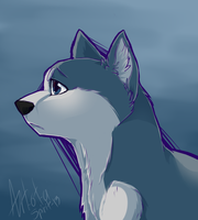 Ginga Weed sketch by Art-of-a-spirit