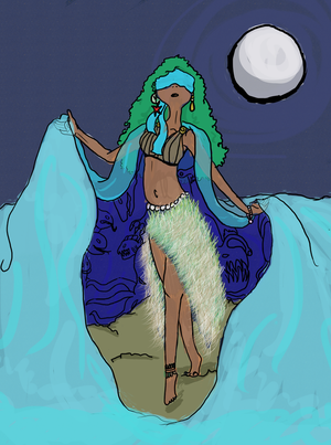 Calypso -colored-