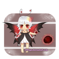 Devil Fairy Adopt  ~CLOSED by OKtiger