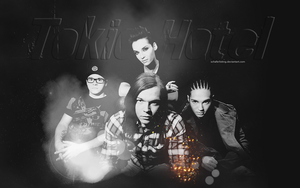 Wallpaper: Tokio Hotel by schaferlisting