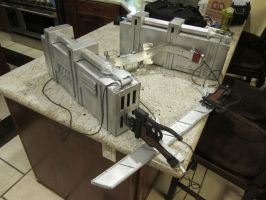 Shingeki no Kyojin / Attack on Titan 3DMG by penguinphoebe