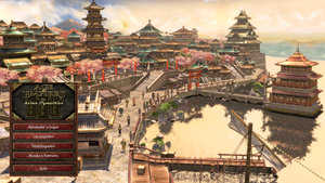 Age of Empires III Asian by CaHilART