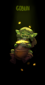 Goblin by Mireys