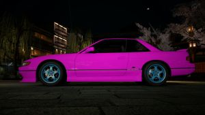 Cotton Candy Silvia by Drift-Queen7