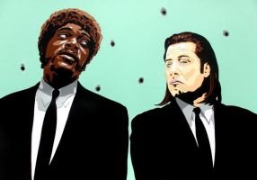 Pulp Fiction by G0RMAN