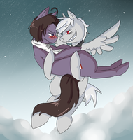 Let me carry you :: For Ask-Pony-PruAus by Ask-Pony-GerIta