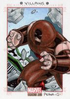 Juggernaut - Marvel Bronze Age by tonyperna