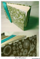 Bookbinding: Forest Wonderland by Asenceana