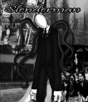 The Slenderman by BrainLessGirl