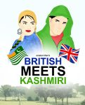 British meets Kashmiri by ArsalanKhanArtist