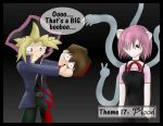 Theme: Blood - Yami and Lucy by Bayleef-