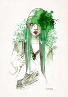Furtive poison by weini-doll