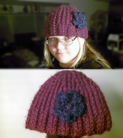 Another knitty by Bishiglomper