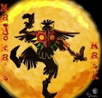 Skull Kid: Majora's Mask by TheOneCalledNio