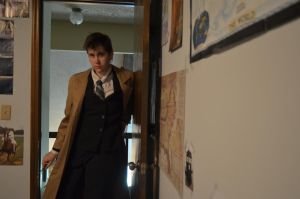 Doctor Who Cosplay #1 by RedOctoberRising