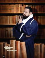 Damien Sandow by TheElectrifyingOneHD