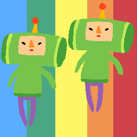 rainbow prince katamari by frighteningdeceit
