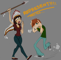REPRESENT by RED-Undead