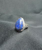Lapis Lazuli Ring by Nightmare-Lust