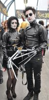 Cosplay - F.A.C.T.S. 2012 - Scissorhands by NicolasZerling